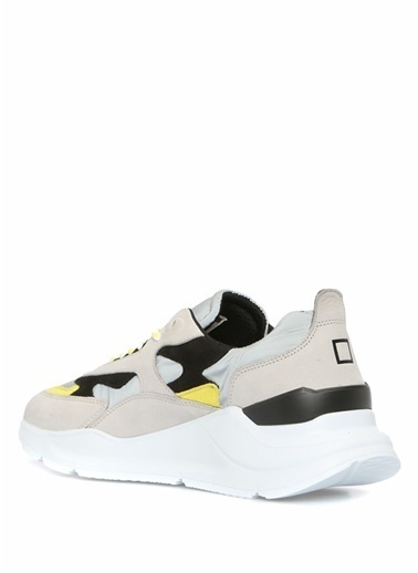 D.A.T.E. Sneakers Gri